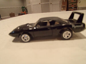 Loose Black 1970 '70 PLYMOUTH SUPERBIRD JOHNNY LIGHTNING 1/64 Sarnia Sarnia Area image 3
