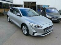 2019 Ford Focus TITANIUM 1.0T Ecoboost 125PS, Sat nav, high spec car. Hatchback