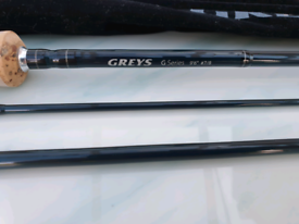 Greys g series fly fishing rod NEW