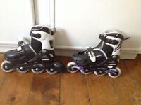 Inline Skates expanding sizes 33-37