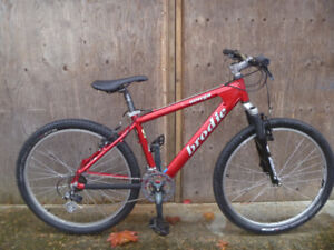 Brodie Omega hardtail mountain bike