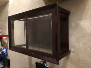 Solid wood coffee table price reduced