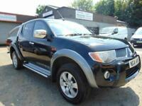 Mitsubishi L200 2.5DI-D 4WD Double Cab Pickup Warrior 2006