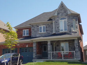 Executive Home For Rent in Innisfil with W/O Basement.