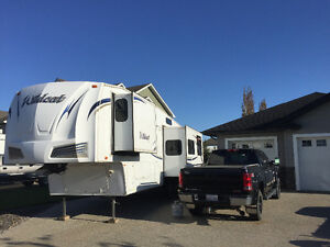 2010 Wildcat 5thWheel Triple slide 31BH2B
