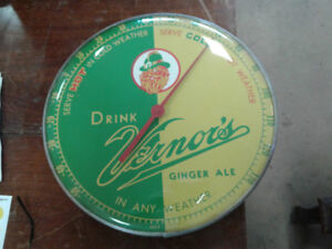 Vernors Ginger Ale Thermometer