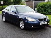 2004 BMW 5 Series 2.5 525i SE 4dr