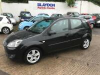 2008 Ford Fiesta 1.4 TD Zetec Climate 5dr