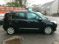 2011 Citroen C3 Picasso 1.6 HDi 8V Exclusive 5dr MPV Diesel Manual