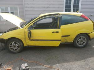 Buying scrap cars