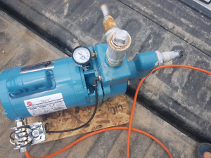1/2 HP jet pump for sale