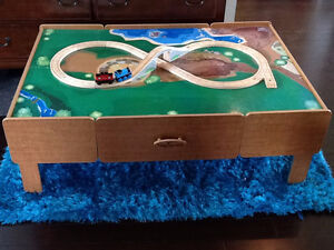 Imaginarium Train Table with Authentic Thomas Train and Track