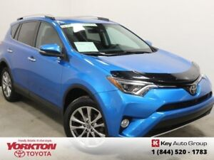 2016 Toyota RAV4 Limited  - Navigation - Sunroof - $188.86 B/W