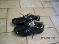 Adidas Junior golf shoes size 7