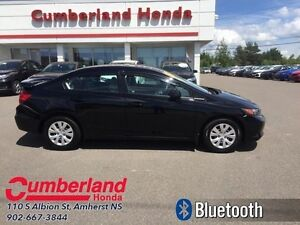 2012 Honda Civic LX  - Power Windows -  Power Locks -  A/C