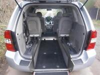 2009 Kia Sedona 2.9 CRDi LS 5dr WHEELCHAIR ACCESSIBLE VEHICLE 5 door Wheelcha...