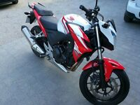 Honda cb500f mint condition