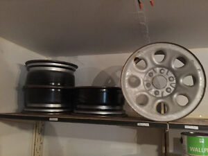 2011 GM stock rims great condition