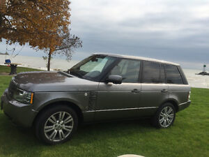 2011 Land Rover Range Rover HSE SUV, Crossover
