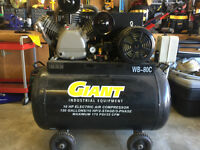 Giant Industrial Equipment Air Compressor