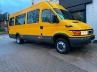 2004/54 Iveco Daily Van 2.8TD 50C13 Minibus 16 Seater Camper Day van NO VAT