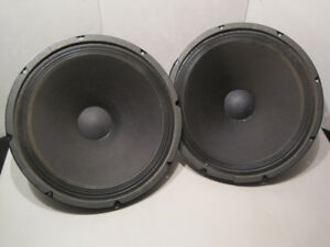 Peavey  PA Speakers 15 Inch