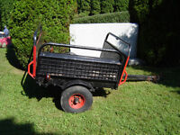 Utility trailer for sale/Remorque à vendre