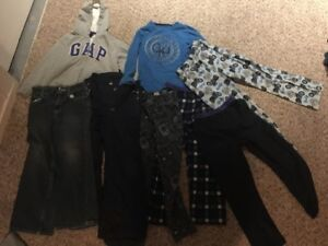 Boys lot of clothes (size 7/8) 8 items