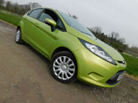 2009 FORD FIESTA 1.4TDCi DIESEL Style + 5 DOOR £20 TAX