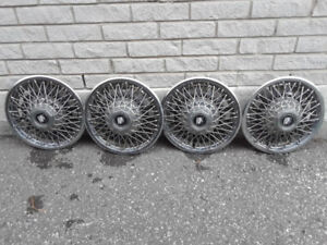 Buick Wire Hub Caps For Sale