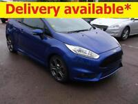 2015 Ford Fiesta ST-2 ST2 ST Turbo 1.6 THEFT RECOVERED
