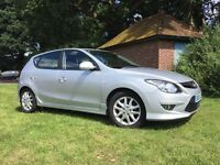 Hyundai i30 1.4 Comfort. 5 door. FSH. Low Mileage.