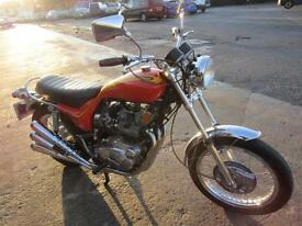 TRIUMPH X-75 HURRICANE 1972 MATCHING NUMBERS GREAT INVESTMENT.