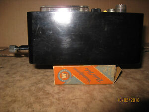 RARE JOHNSON TRANSCEIVER TESTER HAM RADIO OR CB RADIO Edmonton Edmonton Area image 10
