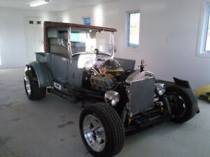 1929 Rat Rod Ford