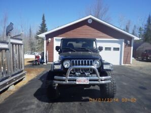 2004 Jeep TJ Base Wagon