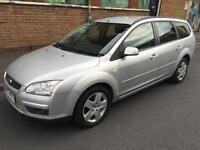 2007 FORD FOCUS 1.6 TDCi ESTATE>WEEKEND CLEARANCE PRICE< 1OWNER..FULL MOT