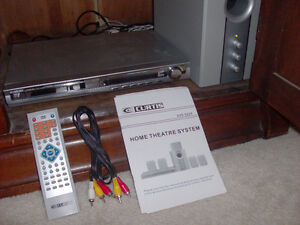 Home Theatre System - More than just music - connect to TV!
