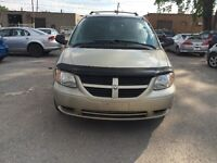 2005 DODGE CARAVAN,7 PASSAGERS,AUTOMATIQUE,137000 KM