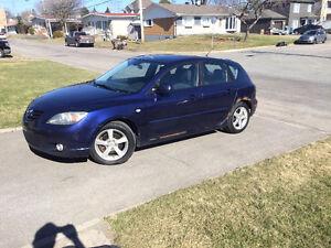 2005 Mazda Mazda3 Sport GS Familiale