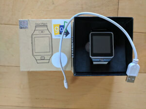 Smartwatch Rush fitness Sim card $25ea