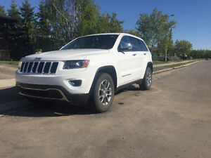 2014 Jeep Grand Cherokee limited SUV, Crossover Cold Lake/Bonnyv