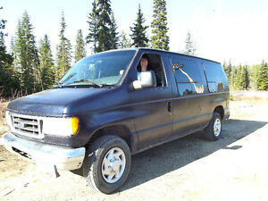 2003 Ford E-250 wheelchair van Other