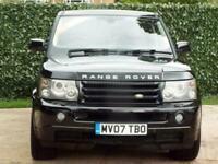 2007 LAND ROVER RANGE ROVER, 2.7 SP HSE TDV6 AUTO ESTATE
