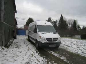 Dodge Sprinter 2007 - 2500 allongé