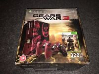 Xbox 360 GOW Limited Edition