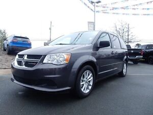 2016 Dodge GRAND CARAVAN SXT PLUS DVD FULL STOW AND GO!