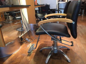 Hair Salon Chairs