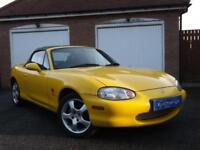 2001 (Y) Mazda MX-5 1.6i California Ltd Edn // LOW 53K MILES //