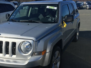 2011 Jeep Patriot North , Manual, Low mileage